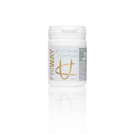 b-vitamin-complex-FRIWAY-livstillskott